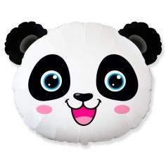Шар Мини-фигура, Панда голова (в упаковке)