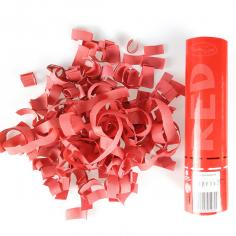 Пневмохлопушка Красное конфетти