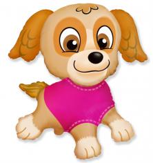 Шар фигура, Щенок / Puppy (в упаковке)