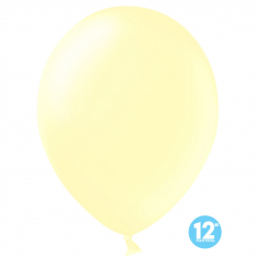 Шар Макарунс, Пастель Желтый Неаполитанский / Yellow Neapolitan Macaroons