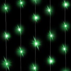 Светодиодная нить Зеленого свечения 30 Led