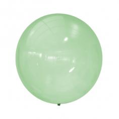 Шар Bubble Зеленый, Кристалл GREEN 255