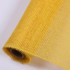 Сетка Бумажная Жёлтая