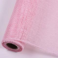 Сетка Бумажная Светло-розовая