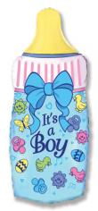 Шар фигура, Бутылочка Мальчика / Bottle Boy (в упаковке)