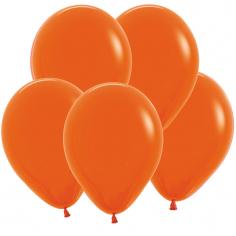 Шар Пастель Оранжевый / Orange 061