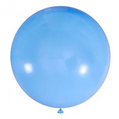 Шар Голубой, Пастель / Light Blue 002