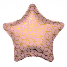 Шар Звезда Геометрия (в упаковке)