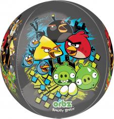 Шар Сфера 3D, Angry Birds (в упаковке)