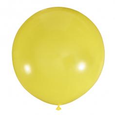 Шар Желтый, Пастель / Yellow 001