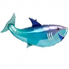 Шар Фигура, Акула перламутр (в упаковке)