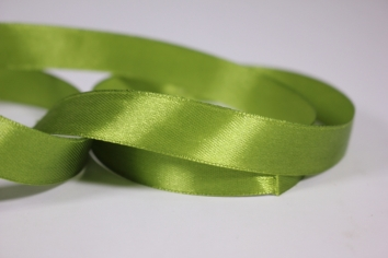 Лента Атлас Лесная Зелень