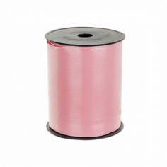 Лента однотонная Розовая