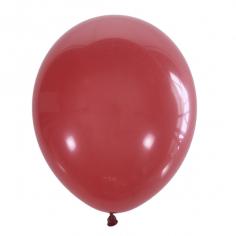 Шар Красный, Пастель / Red 006