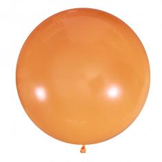 Шар Оранжевый, Пастель/ Orange 005