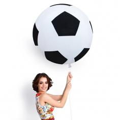 Шар Футбольный мяч, Белый, 5 ст
