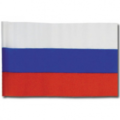 Флаг Россия (без древка)