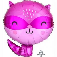 Фигура Енот фиолетовый (в упаковке)