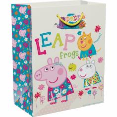 Пакет подарочный Весна Пеппы