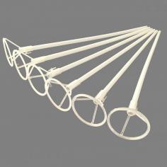 Комплект трубочка и зажим для сферы 3D