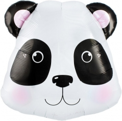 Шар Фигура, Голова, Милая Панда (в упаковке)