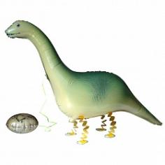 Шар Ходячая фигура, Динозавр с яйцом