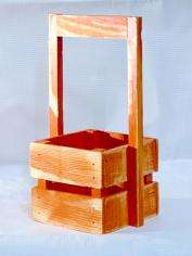 Декоративные ящики Л4-И Браш оранжевый 230*135*110