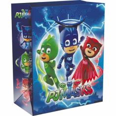 Пакет подарочный Герои в масках