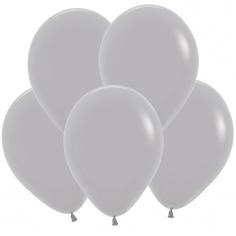 Шар Пастель Серый / Grey 081