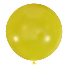 Шар Желтый, Декоратор / Yellow 041