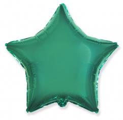 Шар Звезда, Бирюзовый / Torquoise (в упаковке)