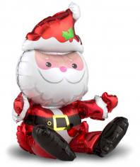 Шар фигура, Санта Клаус