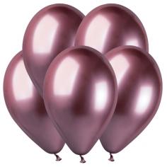 Шар Хром Розовый / Shiny Pink 91