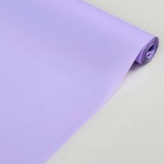 Пленка упаковочная матовая Светло-фиолетовая, 200 г