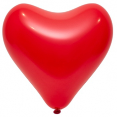 Сердце Красное яблоко, Пастель (Стандарт) / Apple Red