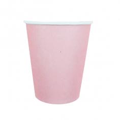 Стаканы бумажные Розовый / Pink