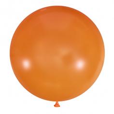 Шар Оранжевый, Декоратор / Orange 047