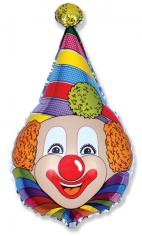 Шар Мини-фигура Клоун / Clown (в упаковке)
