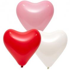 Сердце Ассорти, Пастель (Стандарт) /  Assorted