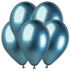 Шар Хром Синий / Shiny Blue 92