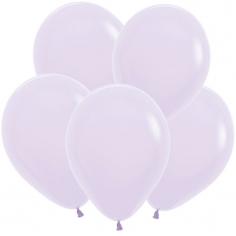 Шар Пастель Сиреневый Матовый (Макаронс) / Lilac 650