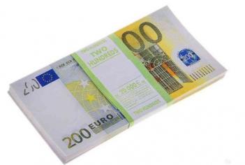 Деньги для выкупа 200 €