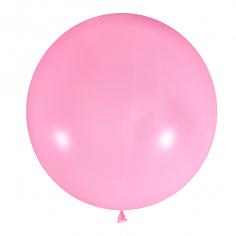 Шар Розовый, Декоратор / Pink 052
