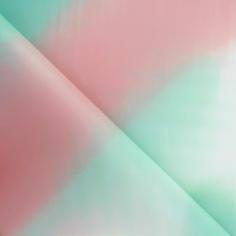Пленка Градиент Розово-голубой