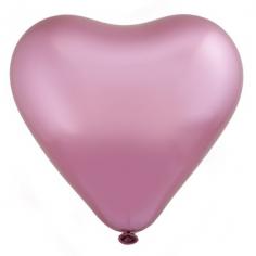 Сердце Фламинго, Хром Сатин / Flamingo