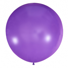 Шар Сиреневый, Декоратор / Violet Lavender 056