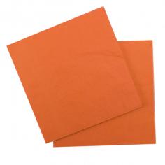 Салфетки Оранжевые