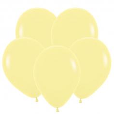 Шар Пастель Нежно-желтый / Pastel Yellow 019