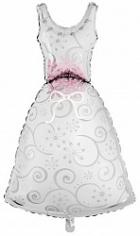 Шар фигура, Платье невесты