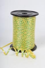 Лента Зеленые точки, Желтый